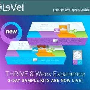 3 Day Thrive sample kit!